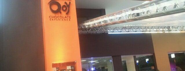 Qoy Chocolate Experience is one of Restaurantes e Lanchonetes (Food) em João Pessoa.