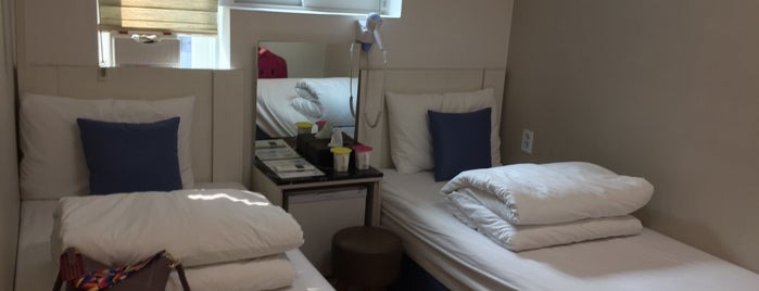 K-Guesthouse Myeongdong 3 is one of Rec Hotel.