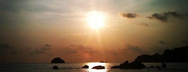 Pantai Pasir Bogak is one of Go Outdoor, MY #6.