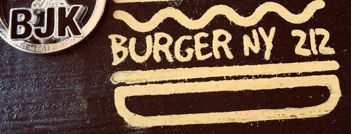 Burger Ny 212 is one of Antalya mayıs.