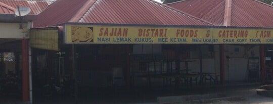 Taman Inderawasih Malay Food Court is one of Makan @ Utara #12.