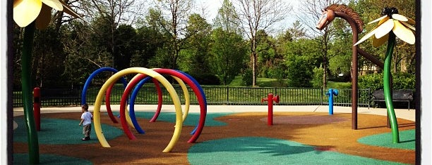 SprayScape at Plymouth Township Park is one of Awesomeness!.