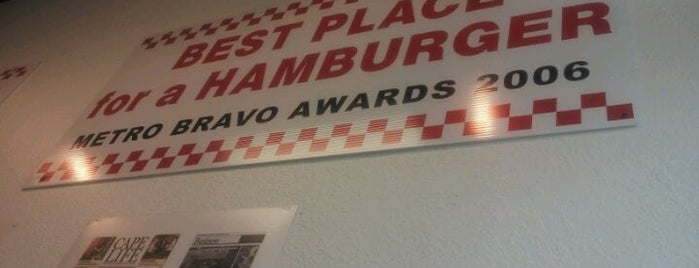 Five Guys is one of Restaurants.
