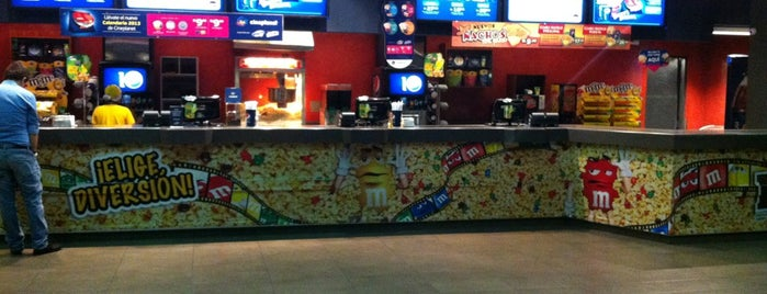 Cineplanet is one of Top 10 favorites places in Lima, Peru.