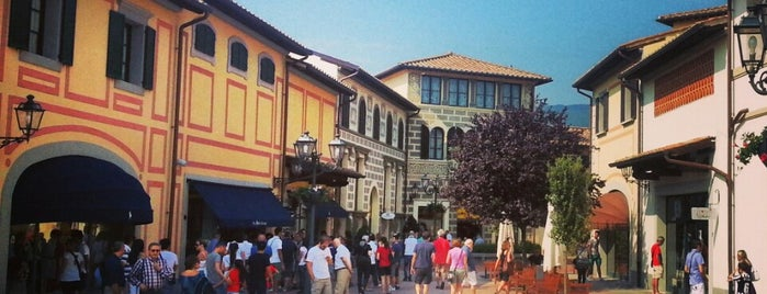 Barberino Designer Outlet is one of Italien.