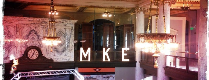 Milwaukee County Historical Society is one of The 15 Best Places for Exhibits in Milwaukee.