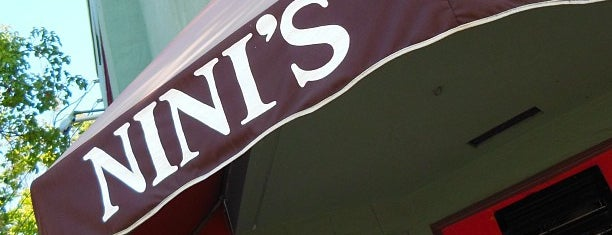 Nini's Coffee Shop is one of Dining in the Peninsula (SF bay area).
