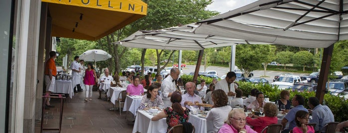 Favorite Outdoor Dining Places