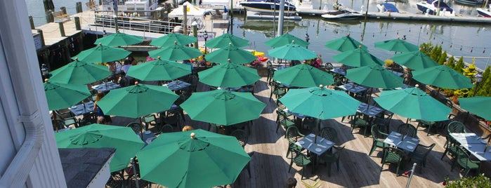 Wave Seafood Kitchen is one of Favorite Outdoor Dining Places.