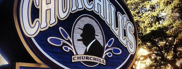 Churchill's Pub is one of Favorite Places to Eat & Drink.