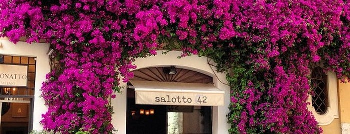 Salotto 42 is one of To Rome with Love.