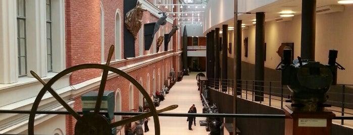 Центральный военно-морской музей is one of СПб..