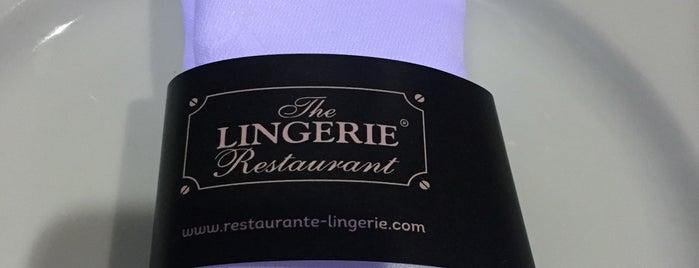 The Lingerie Restaurant is one of Restaurantes (Grande Porto).