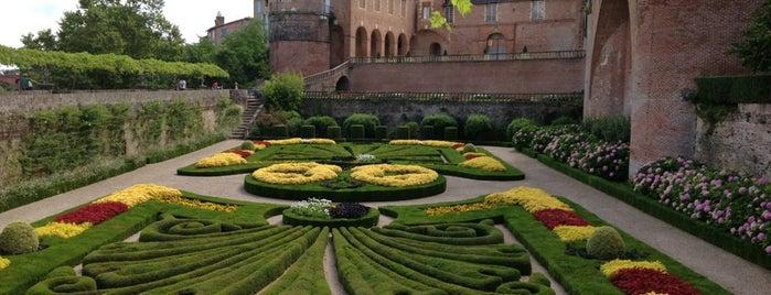 Albi for Jardin 4 saisons albi