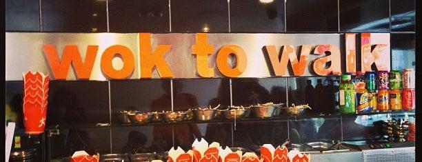 Wok to Walk is one of Restaurantes Europa.
