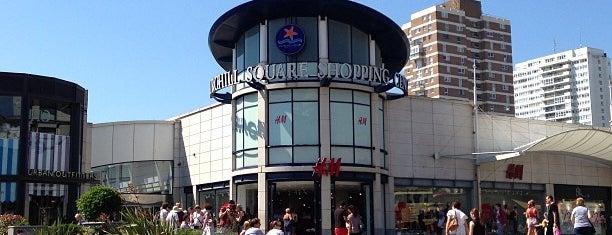 Churchill Square is one of Brighton.