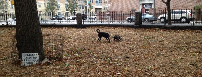 Marcus Garvey Park - Dog Run is one of Fun.