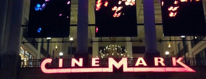 Cinemark Perkins Rowe and XD is one of Baton Rouge.