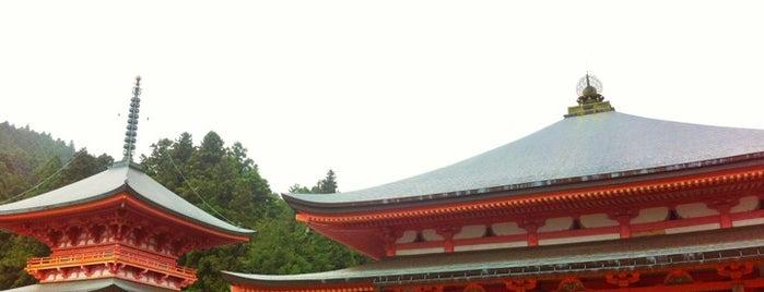 Enryaku-ji Temple is one of 中世・近世の史跡.