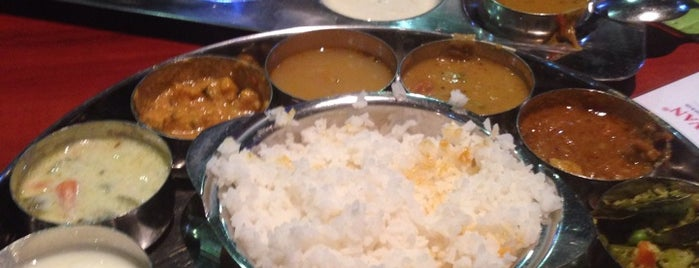 Saravanaa Bhavan is one of Dinner FRM.