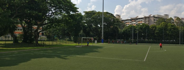 St. Wilfred Sports Complex is one of st georges road.