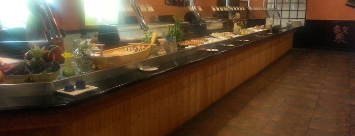 Edo Sushi Buffet is one of Sushi favorites.