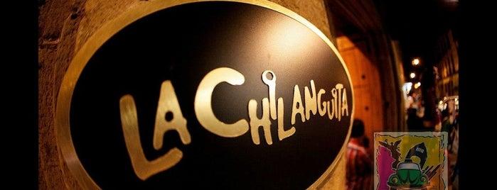 La Chilanguita is one of AQUI ME DIVIERTO.