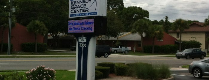 Kennedy Space Center Federal Credit Union is one of Where I have been.