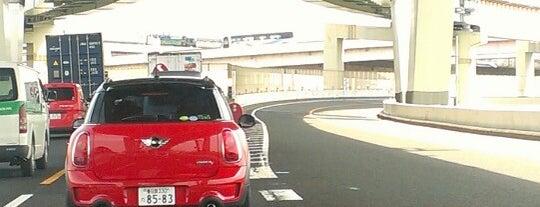 堀切JCT is one of 高速道路.