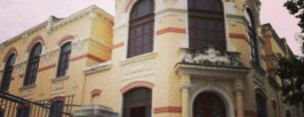 Liceu Nilo Peçanha is one of #Rio2013 | Catequesis [Spanish].