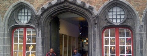 Museum-Gallery Xpo:Salvador Dali is one of Brugge, Belgio.