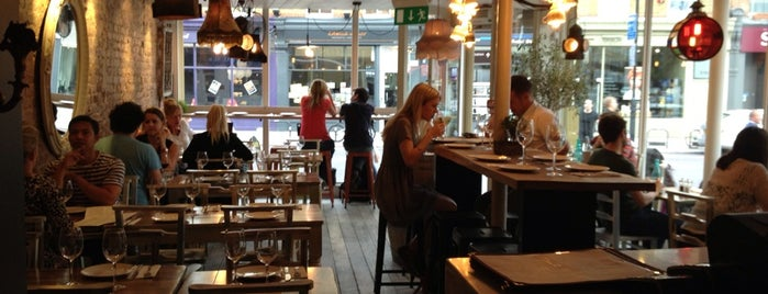 La Farola Cafe & Bistro is one of London to try.