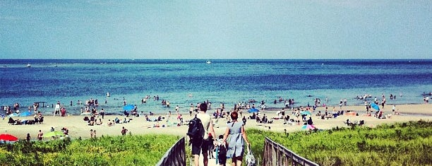 Crane Beach is one of Top 10 favorites places in MA.