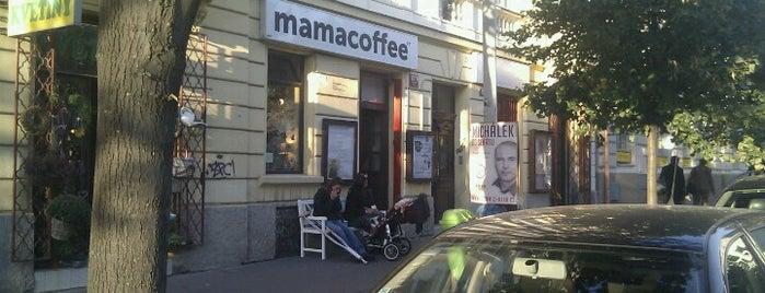 Mama Coffee is one of Coffee.