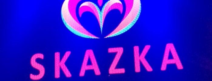SKAZKA is one of Выпить и весело .