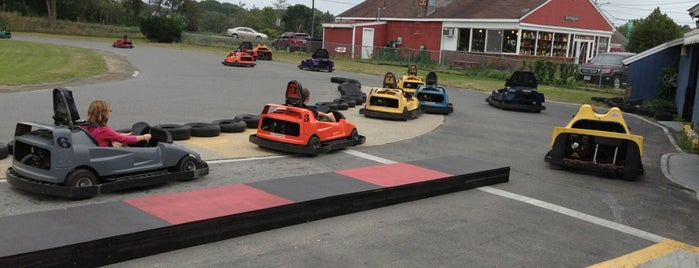Buds Go-Karts is one of Best Cape Cod.