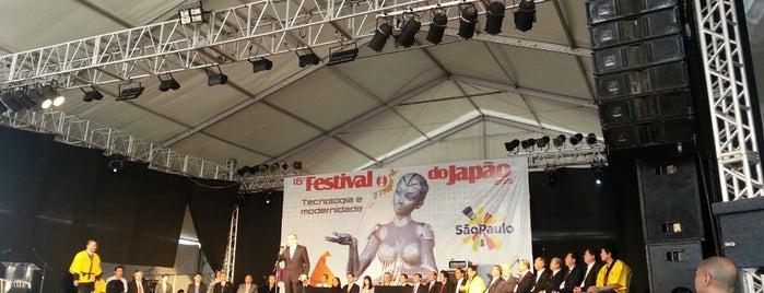 16º Festival do Japão is one of São Paulo.