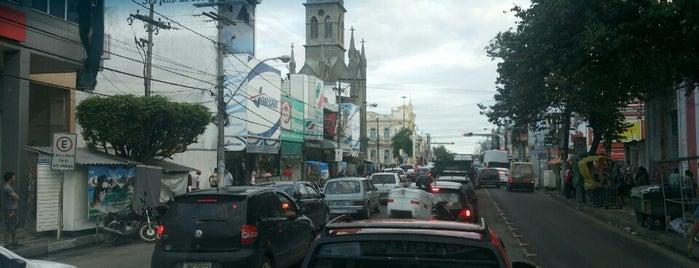 Avenida Senhor Dos Passos is one of cruz das almas.