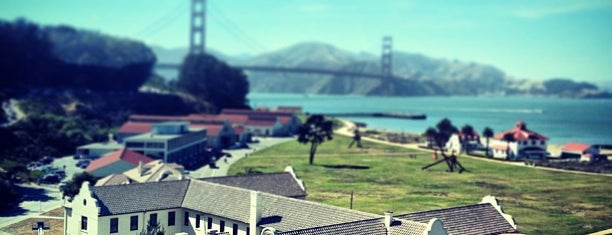 Presidio de San Francisco is one of Best Of Winners 2012.