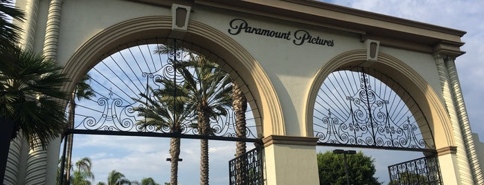 Paramount Pictures Melrose Gate is one of Studio's.