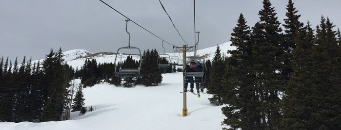 6-Chair is one of Secret Stashes at Breck.
