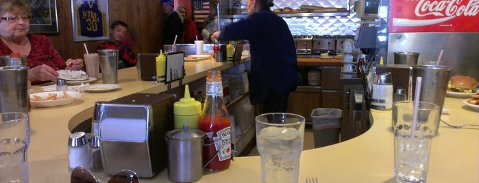 Solly's Grille is one of A Traveler's Guide to Milwaukee.