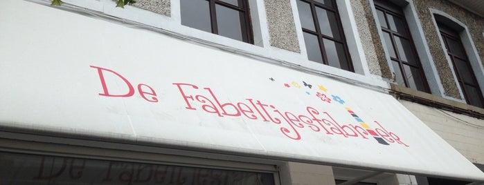 De Fabeltjesfabriek is one of Shopping.