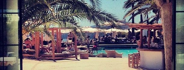Destino Pacha Ibiza Resort is one of Ibiza, Spain.
