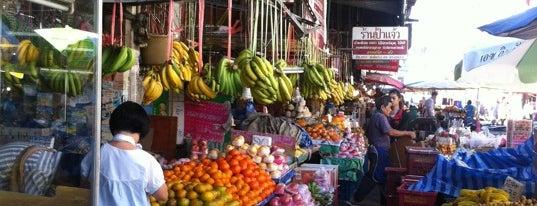 Ton Payom Market is one of Marketplace ¥.