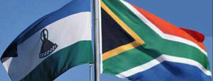 Maseru is one of World Capitals.