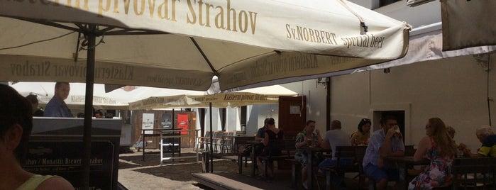 Sv. Norbert is one of Prague.