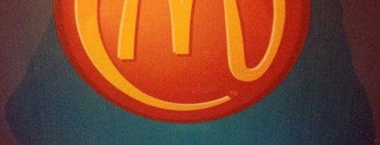 McDonald's & McCafé is one of Makan @ KL #1.