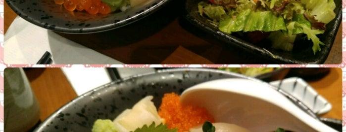 Naha Japanese Restaurant is one of Hong Kong.