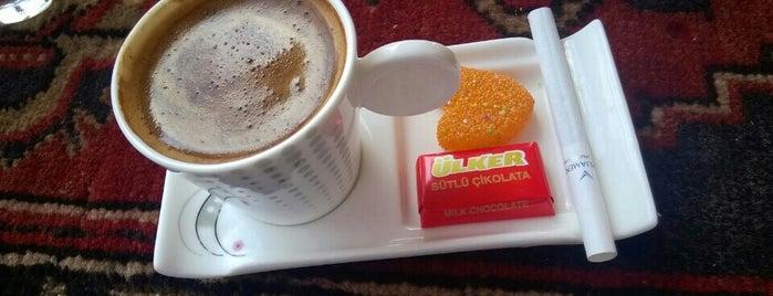 Park cafe Ali'nin yeri is one of KAPADOKYA.